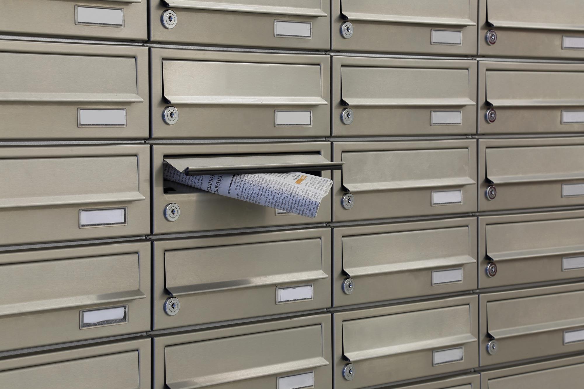 Werbung im Briefkasten – umfangreiche Informationen